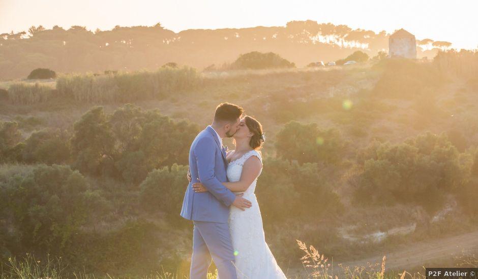 O casamento de Christopher e Charlette em Almada, Almada