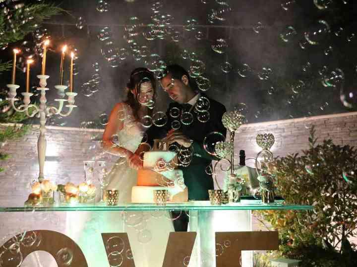 O casamento de Daniela e Telmo