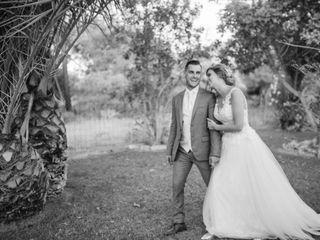 O casamento de Alexandra e Vasyl