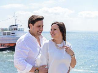 O casamento de Mariana e Hernani 3