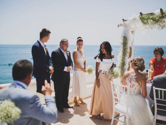 O casamento de Vasyl e Alexandra em Lagos, Lagos 19