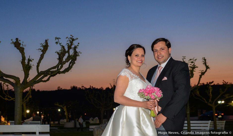 O casamento de Hernani e Mariana em Portunhos, Cantanhede