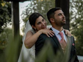 O casamento de Joana e Simão