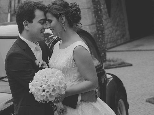 O casamento de Filipa e Mário