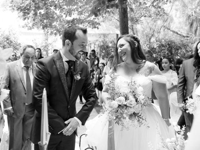 O casamento de Patrícia e Sérgio
