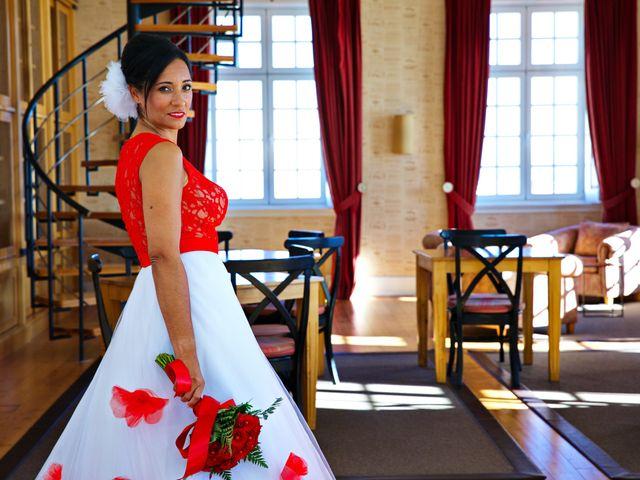 O casamento de Alex e Zília em Porto Covo, Sines 27