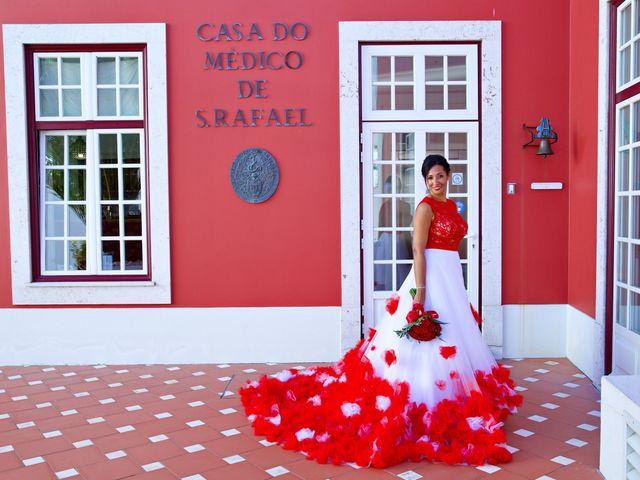 O casamento de Alex e Zília em Porto Covo, Sines 37