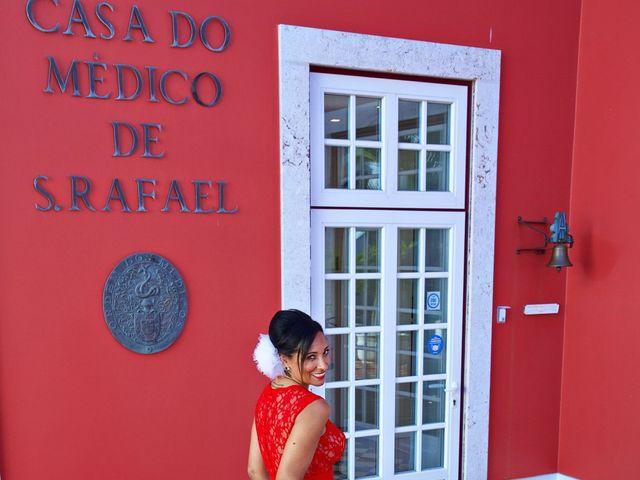 O casamento de Alex e Zília em Porto Covo, Sines 38