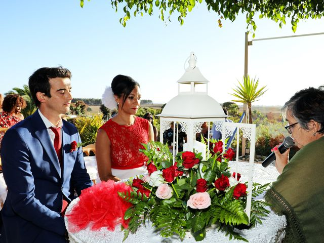 O casamento de Alex e Zília em Porto Covo, Sines 42