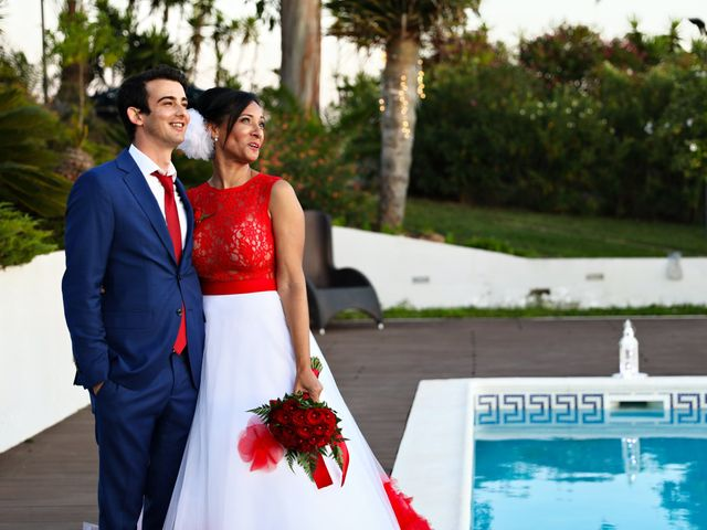 O casamento de Alex e Zília em Porto Covo, Sines 52