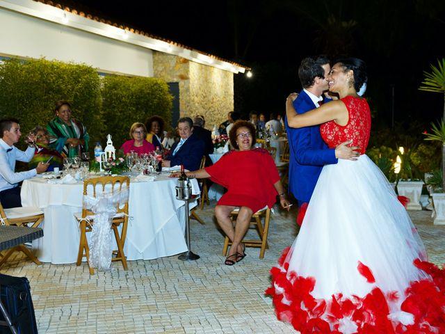 O casamento de Alex e Zília em Porto Covo, Sines 58