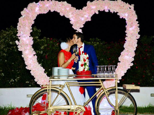 O casamento de Alex e Zília em Porto Covo, Sines 62