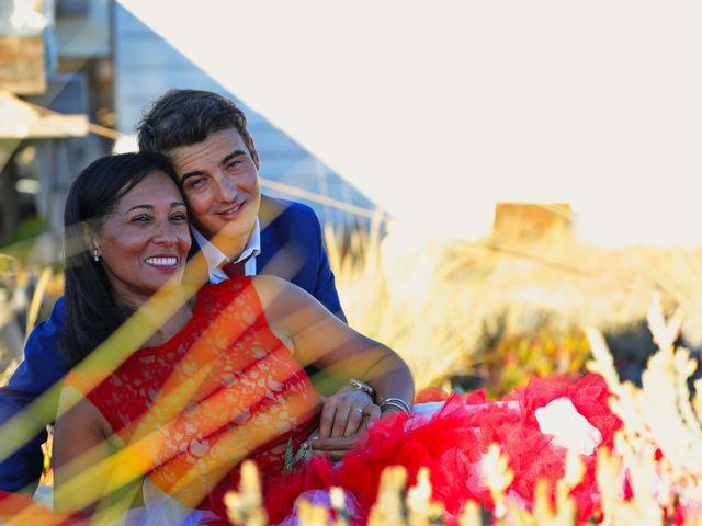O casamento de Alex e Zília em Porto Covo, Sines 71