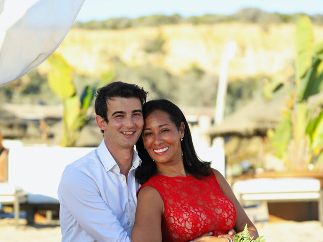 O casamento de Alex e Zília em Porto Covo, Sines 79