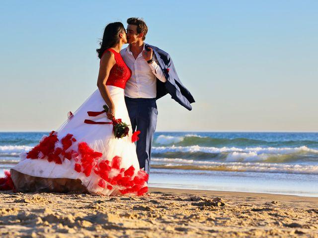 O casamento de Alex e Zília em Porto Covo, Sines 84
