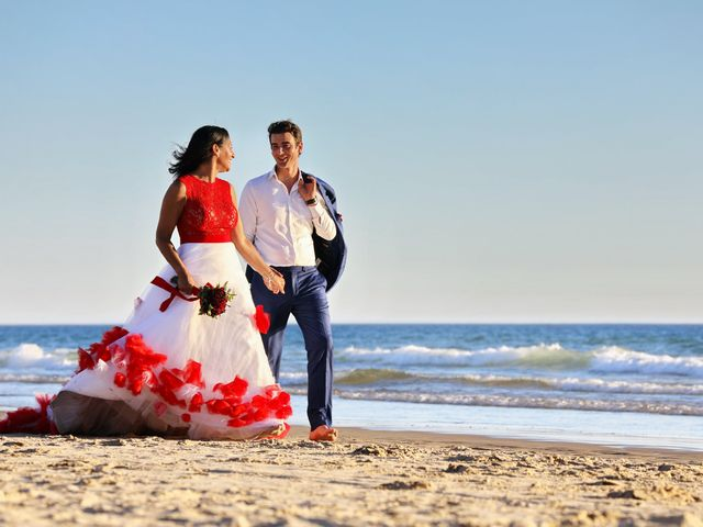 O casamento de Alex e Zília em Porto Covo, Sines 2