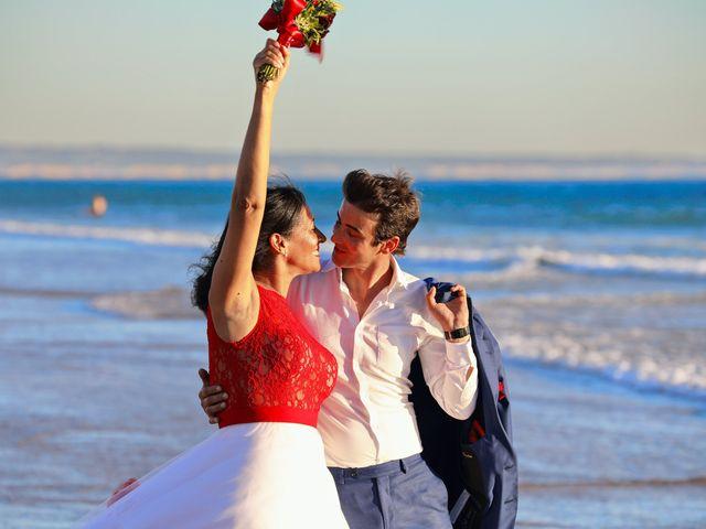 O casamento de Zília e Alex