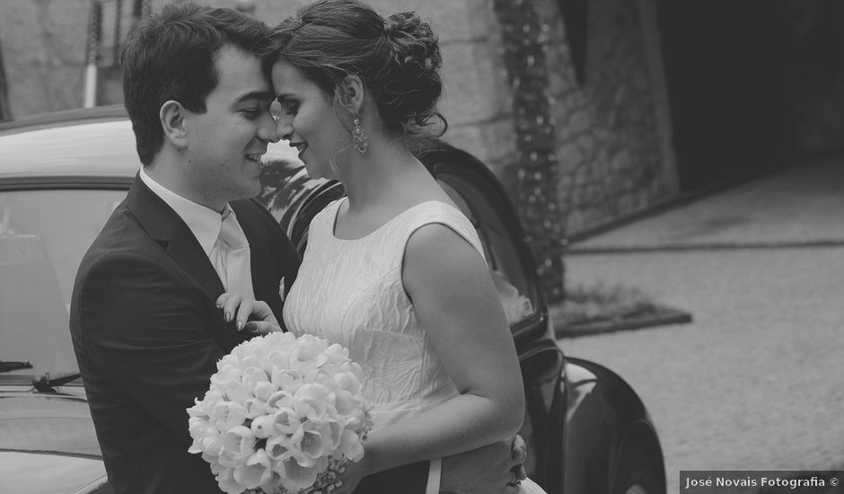 O casamento de Mário e Filipa em Labruge, Vila do Conde