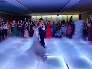 O casamento de Mauro e Liliana