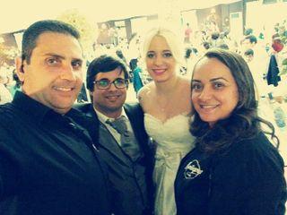 O casamento de Daniela e Rui 1