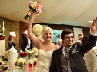 O casamento de Daniela e Rui
