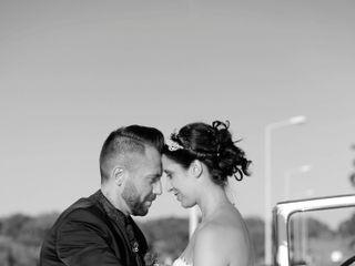 O casamento de Graça e Floriano