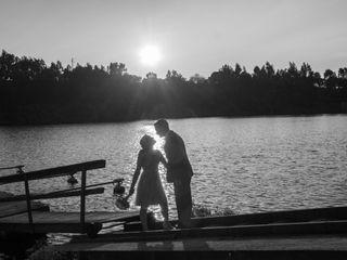 O casamento de Susana e Sérgio