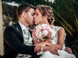 O casamento de Eunice e Tiago