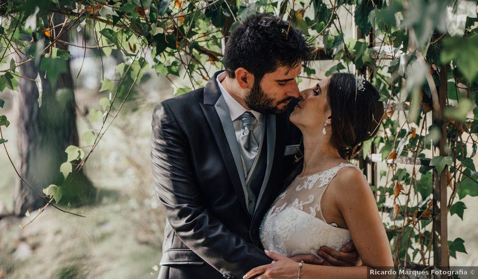 O casamento de Pedro e Catarina em Pero Pinheiro, Sintra