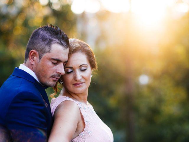 O casamento de Sandra e Nuno