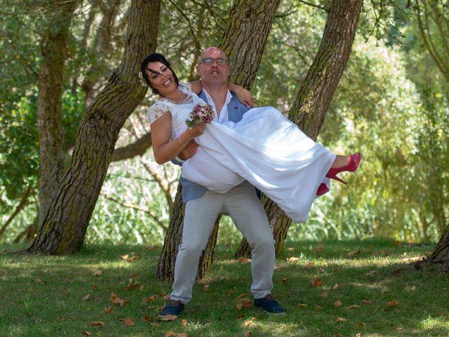 O casamento de Cristina e João