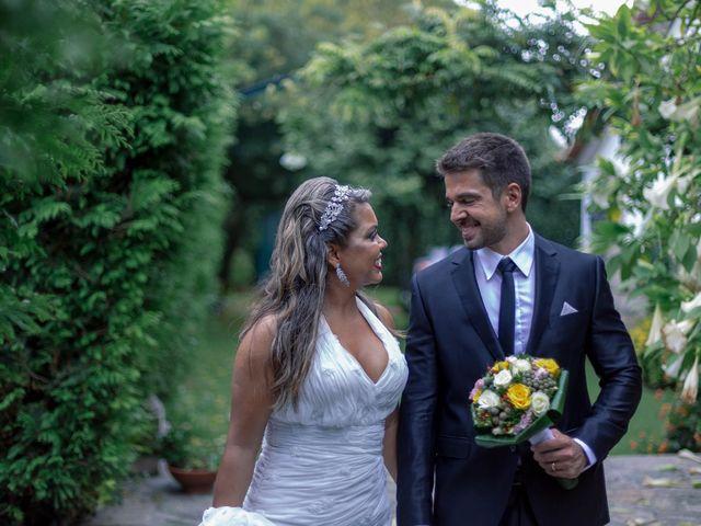 O casamento de Sidneia e Tiago