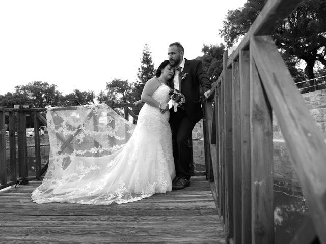 O casamento de Sandrina e Nuno