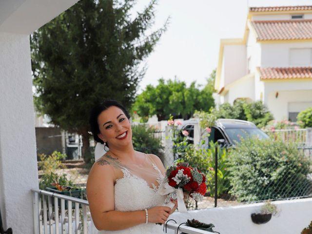 O casamento de Nuno e Sandrina em São Miguel de Acha, Idanha-a-Nova 10