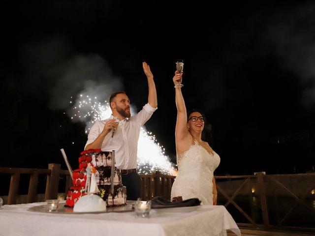 O casamento de Nuno e Sandrina em São Miguel de Acha, Idanha-a-Nova 13