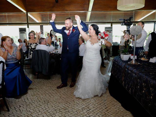 O casamento de Nuno e Sandrina em São Miguel de Acha, Idanha-a-Nova 16