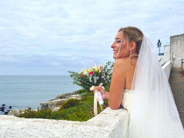 O casamento de Fábio e Kátia em Peniche, Peniche 30