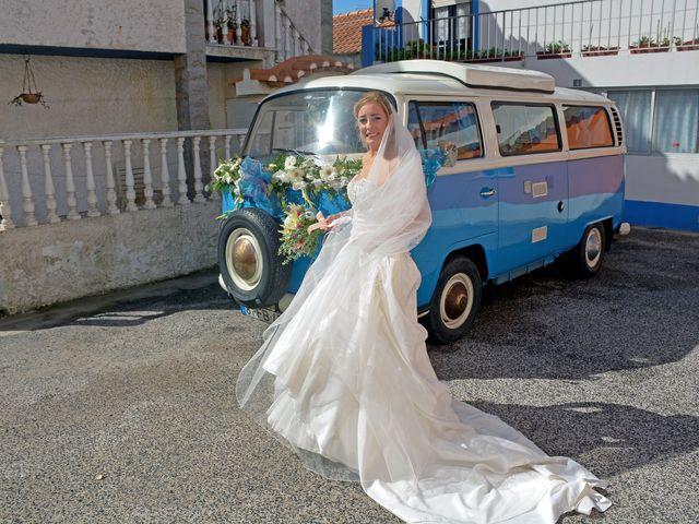 O casamento de Fábio e Kátia em Peniche, Peniche 31