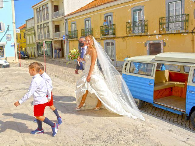 O casamento de Fábio e Kátia em Peniche, Peniche 35