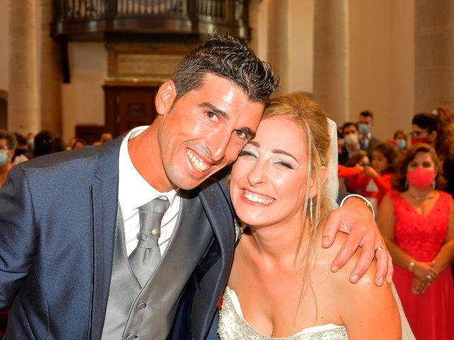 O casamento de Fábio e Kátia em Peniche, Peniche 45