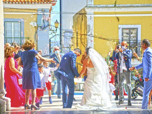 O casamento de Fábio e Kátia em Peniche, Peniche 62