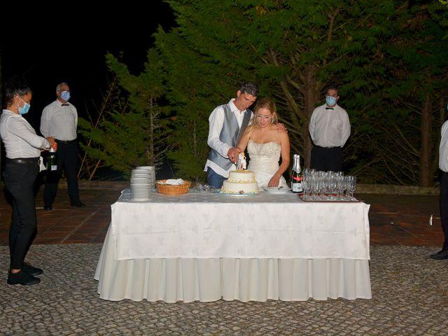 O casamento de Fábio e Kátia em Peniche, Peniche 82