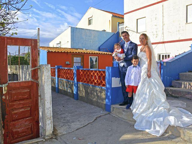 O casamento de Fábio e Kátia em Peniche, Peniche 92