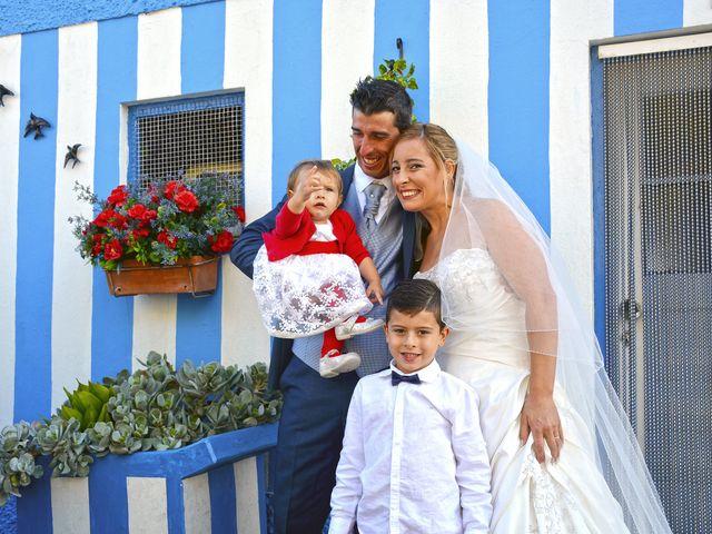 O casamento de Fábio e Kátia em Peniche, Peniche 95