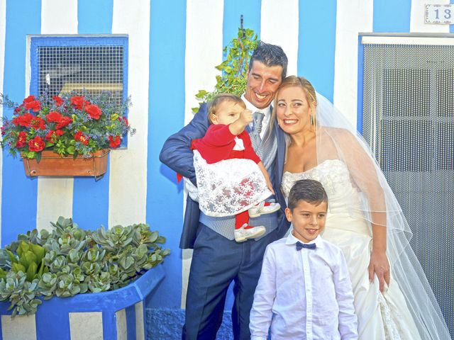 O casamento de Fábio e Kátia em Peniche, Peniche 103