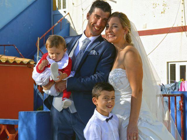 O casamento de Fábio e Kátia em Peniche, Peniche 105