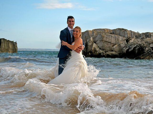 O casamento de Fábio e Kátia em Peniche, Peniche 120