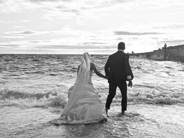 O casamento de Fábio e Kátia em Peniche, Peniche 123