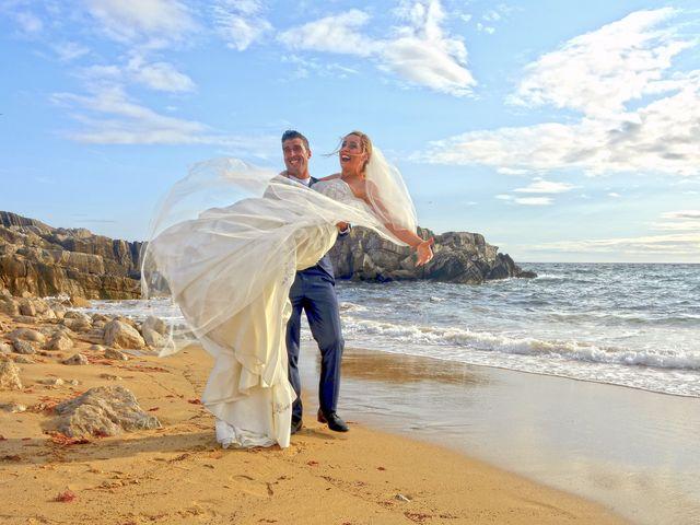O casamento de Fábio e Kátia em Peniche, Peniche 131