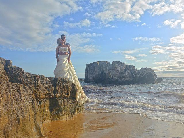 O casamento de Fábio e Kátia em Peniche, Peniche 133